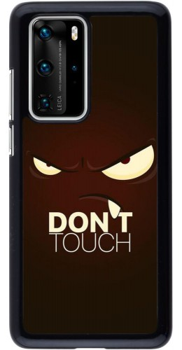 Coque Huawei P40 Pro - Angry Dont Touch