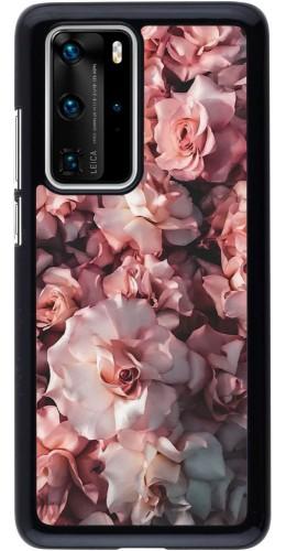 Coque Huawei P40 Pro - Beautiful Roses