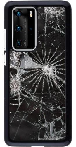 Coque Huawei P40 Pro - Broken Screen