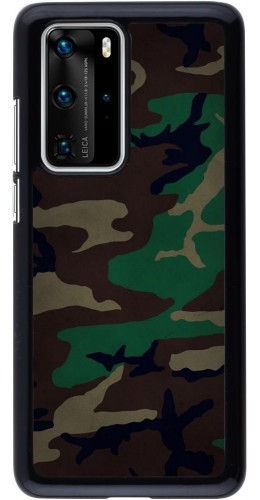 Coque Huawei P40 Pro - Camouflage 3