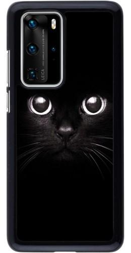 Coque Huawei P40 Pro - Cat eyes