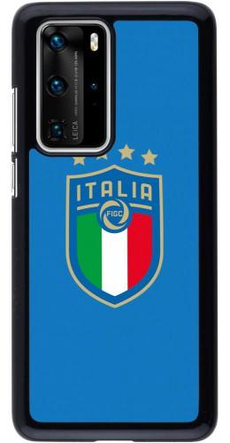 Coque Huawei P40 Pro - Euro 2020 Italy