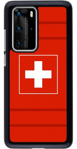 Coque Huawei P40 Pro - Euro 2020 Switzerland