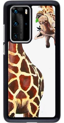 Coque Huawei P40 Pro - Giraffe Fit