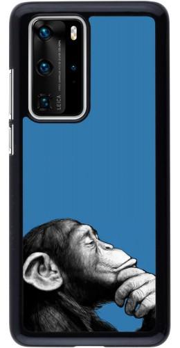 Coque Huawei P40 Pro - Monkey Pop Art