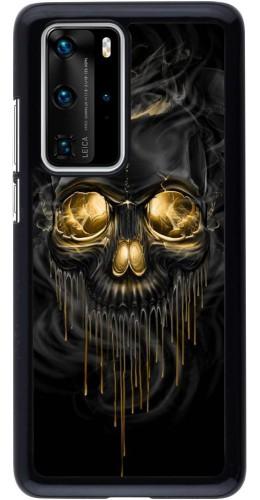 Coque Huawei P40 Pro - Skull 02