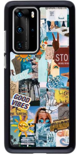 Coque Huawei P40 Pro - Summer 2021 15