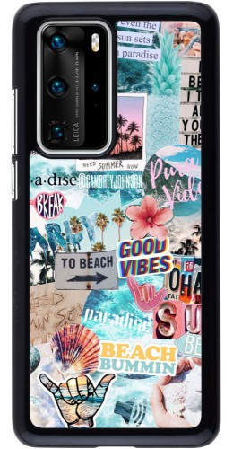 Coque Huawei P40 Pro - Summer 20 collage