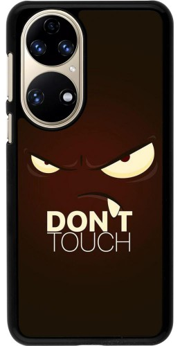 Coque Huawei P50 - Angry Dont Touch