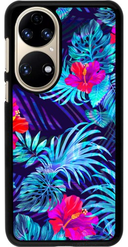 Coque Huawei P50 - Blue Forest