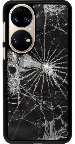 Coque Huawei P50 - Broken Screen