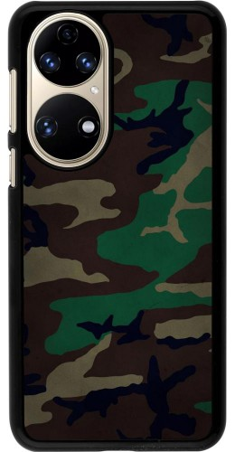 Coque Huawei P50 - Camouflage 3
