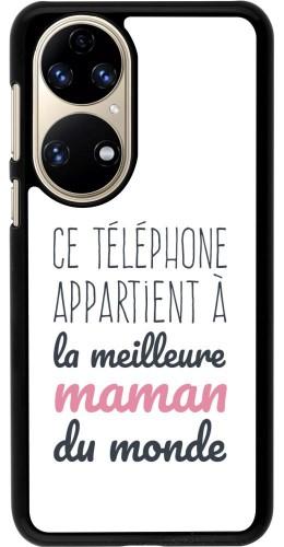 Coque Huawei P50 - Mom 20 04