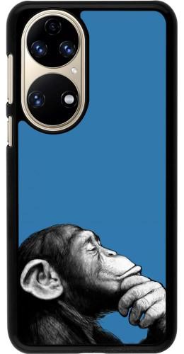 Coque Huawei P50 - Monkey Pop Art