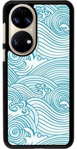 Coque Huawei P50 - Ocean Waves