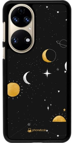 Coque Huawei P50 - Space Vector