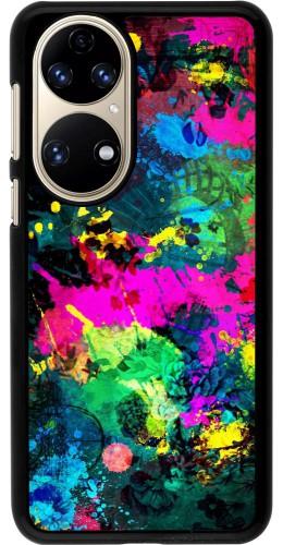 Coque Huawei P50 - Splash paint