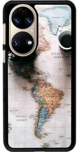 Coque Huawei P50 - Travel 01