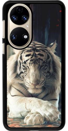 Coque Huawei P50 - Zen Tiger