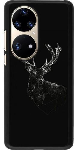 Coque Huawei P50 Pro - Abstract deer