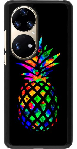 Coque Huawei P50 Pro - Ananas Multi-colors