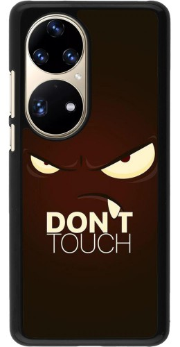 Coque Huawei P50 Pro - Angry Dont Touch