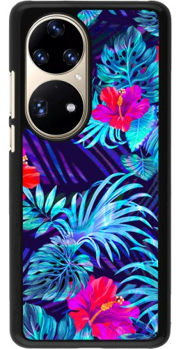 Coque Huawei P50 Pro - Blue Forest