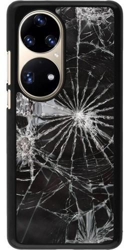 Coque Huawei P50 Pro - Broken Screen