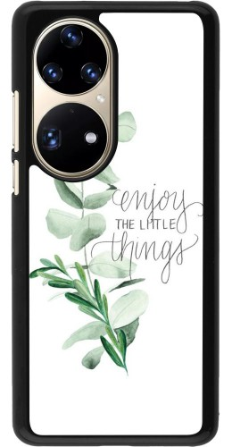 Coque Huawei P50 Pro - Enjoy the little things