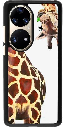Coque Huawei P50 Pro - Giraffe Fit