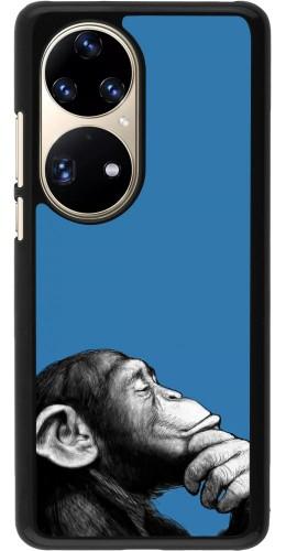 Coque Huawei P50 Pro - Monkey Pop Art