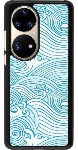 Coque Huawei P50 Pro - Ocean Waves