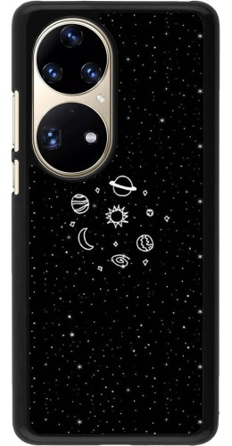 Coque Huawei P50 Pro - Space Doodle