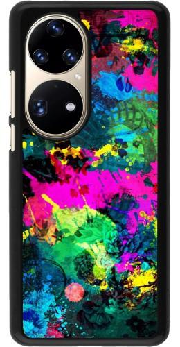 Coque Huawei P50 Pro - Splash paint