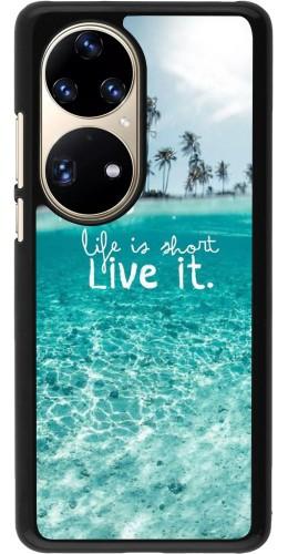 Coque Huawei P50 Pro - Summer 18 24