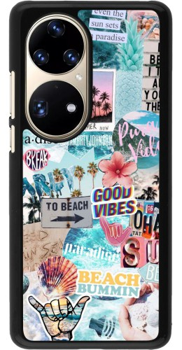 Coque Huawei P50 Pro - Summer 20 collage