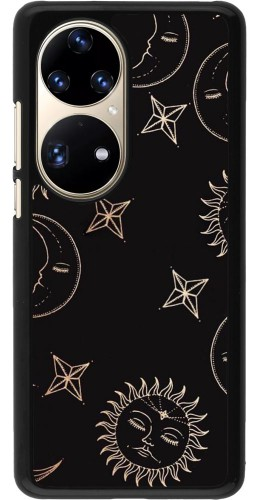 Coque Huawei P50 Pro - Suns and Moons