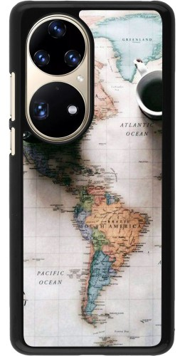 Coque Huawei P50 Pro - Travel 01