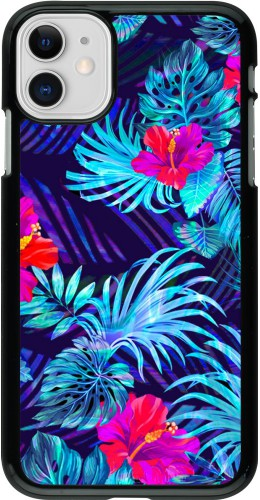 Coque iPhone 11 - Blue Forest