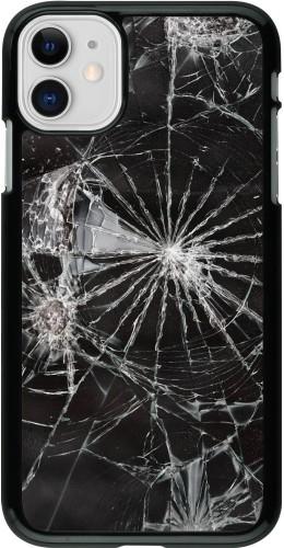 Coque iPhone 11 - Broken Screen