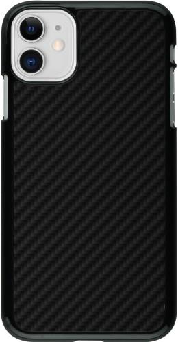 Coque iPhone 11 - Carbon Basic