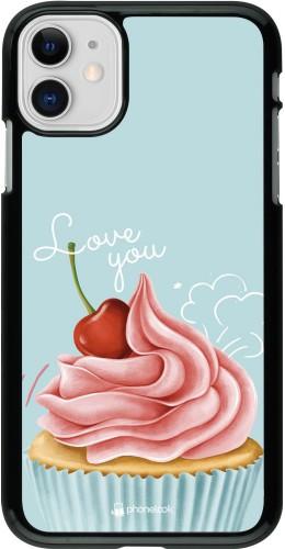 Coque iPhone 11 - Cupcake Love You