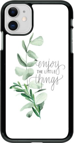 Coque iPhone 11 - Enjoy the little things
