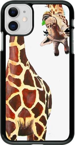 Coque iPhone 11 - Giraffe Fit