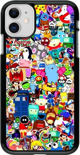 Coque iPhone 11 - Mixed cartoons