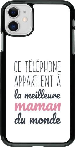 Coque iPhone 11 - Mom 20 04