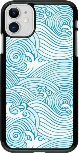 Coque iPhone 11 - Ocean Waves