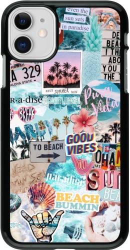 Coque iPhone 11 - Summer 20 collage