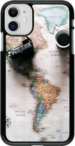 Coque iPhone 11 - Travel 01