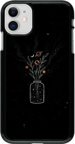 Coque iPhone 11 - Vase black